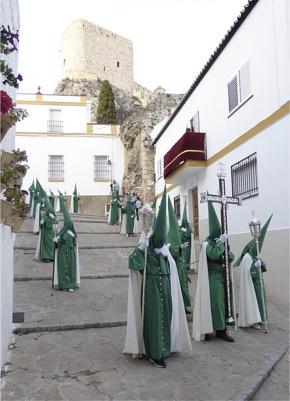Prozession in Sevilla