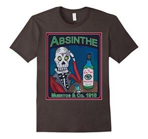 Los Muertos Absinthe Vintage Amazon Asphalt