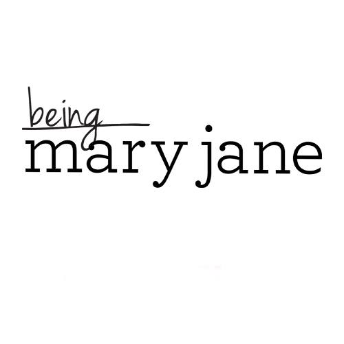 Being Mary Jane - LOGO