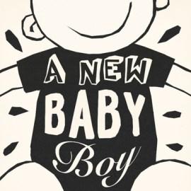 Geboortekaartje (2)