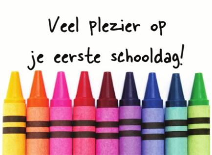 Kaartje eerste schooldag (5)