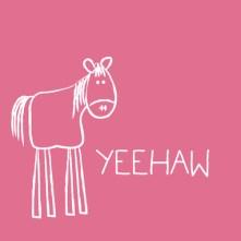 Kaartje paard