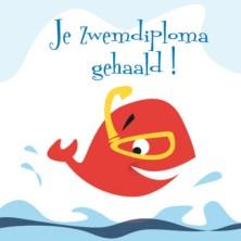 Kaartje zwemdiploma (1)