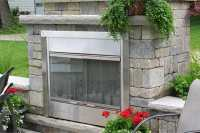 Outdoor Fireplaces in Kingston, Ontario
