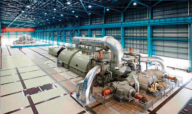 Ultracritical coal reactor turbines in China