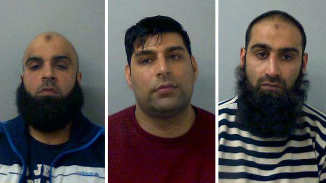 Oxford men jailed for sexually abusing a teenage girl