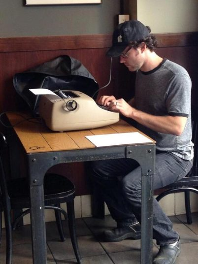 hipster-with-typwwriter