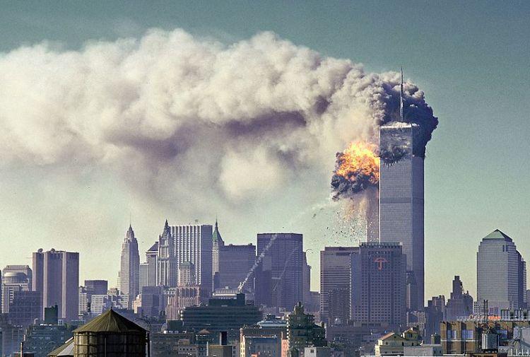 World tower center 9/11