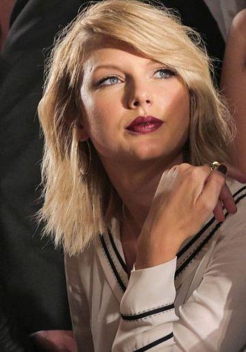 Taylor Swift NYFW 2016