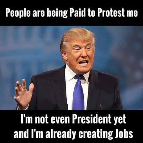President-Elect Trump on Jobs