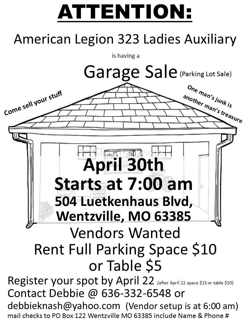 Wentzville American Legion Post 323