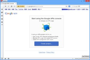 GoogleApiConsole