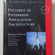 09-Patterns Of Enterprise Application Architecture