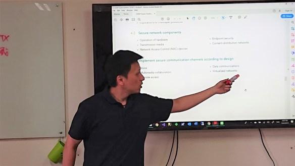 張展碩 (Ethan Chang), CISSP, PMP