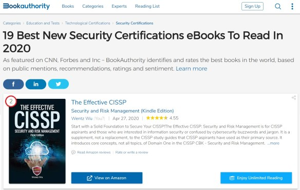 19 Best New Security Cerfifications eBooks To Read In 2020