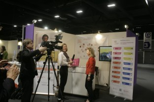 Interview by Mirjam Bauer for Healthcare IT