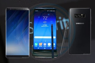 Upcoming Flagship Samsung Galaxy Note 8 2017 We Observed