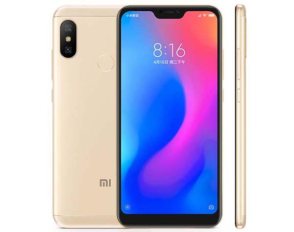 Xiaomi Mi A2 Lite Price and Xiaomi Mi A2 Lite Specification