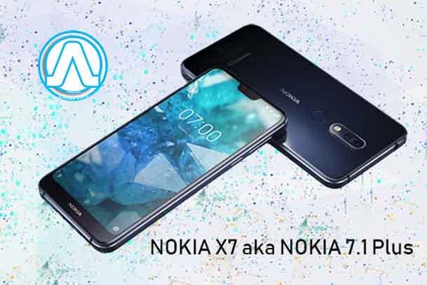 Nokia X7 aka Nokia 7.1 Plus