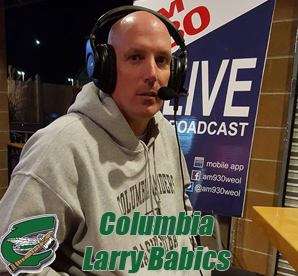 Columbia Larry Babics