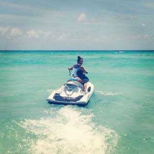 Jet Ski fun South beach