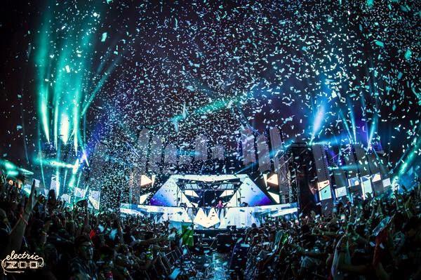 Confetti Madness!