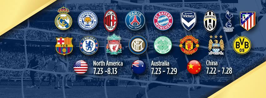 2016 International Champions Cup