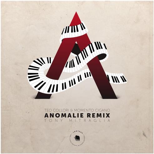 """Anomalie Remix of Teo Collori & Momento Cigano's """"Tony Mitraglia."""""""