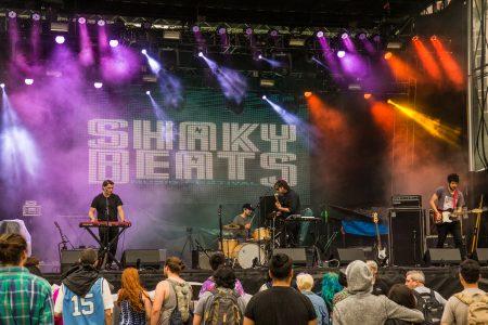 Shaky Beats 2016