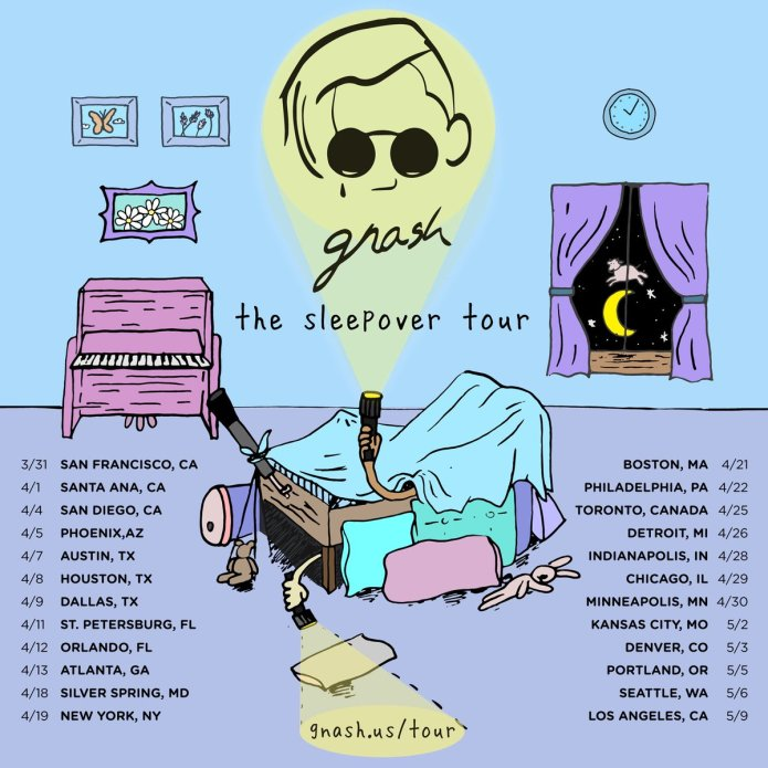 The Sleepover Tour