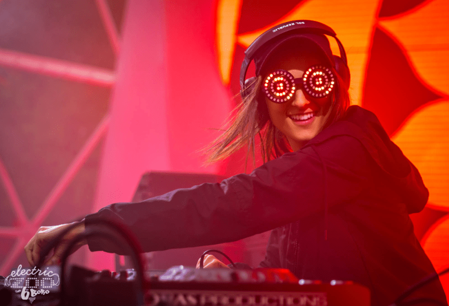 Rezz will be returning to EZoo this year. Photo credit: aLIVE Coverage for ElectricZooFestival.com