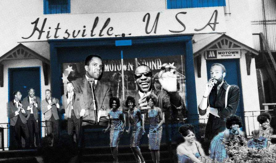 Image result for hitsville the making of motown