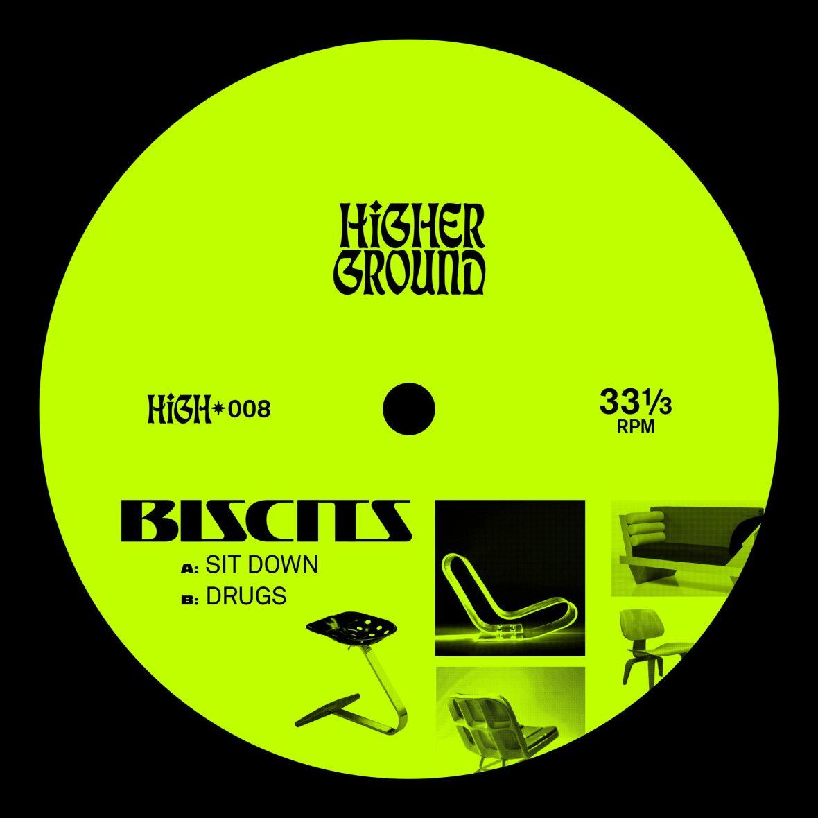 Southampton House Producer Biscits Releases New 'Sit Down' EP via Higher Ground ile ilgili görsel sonucu