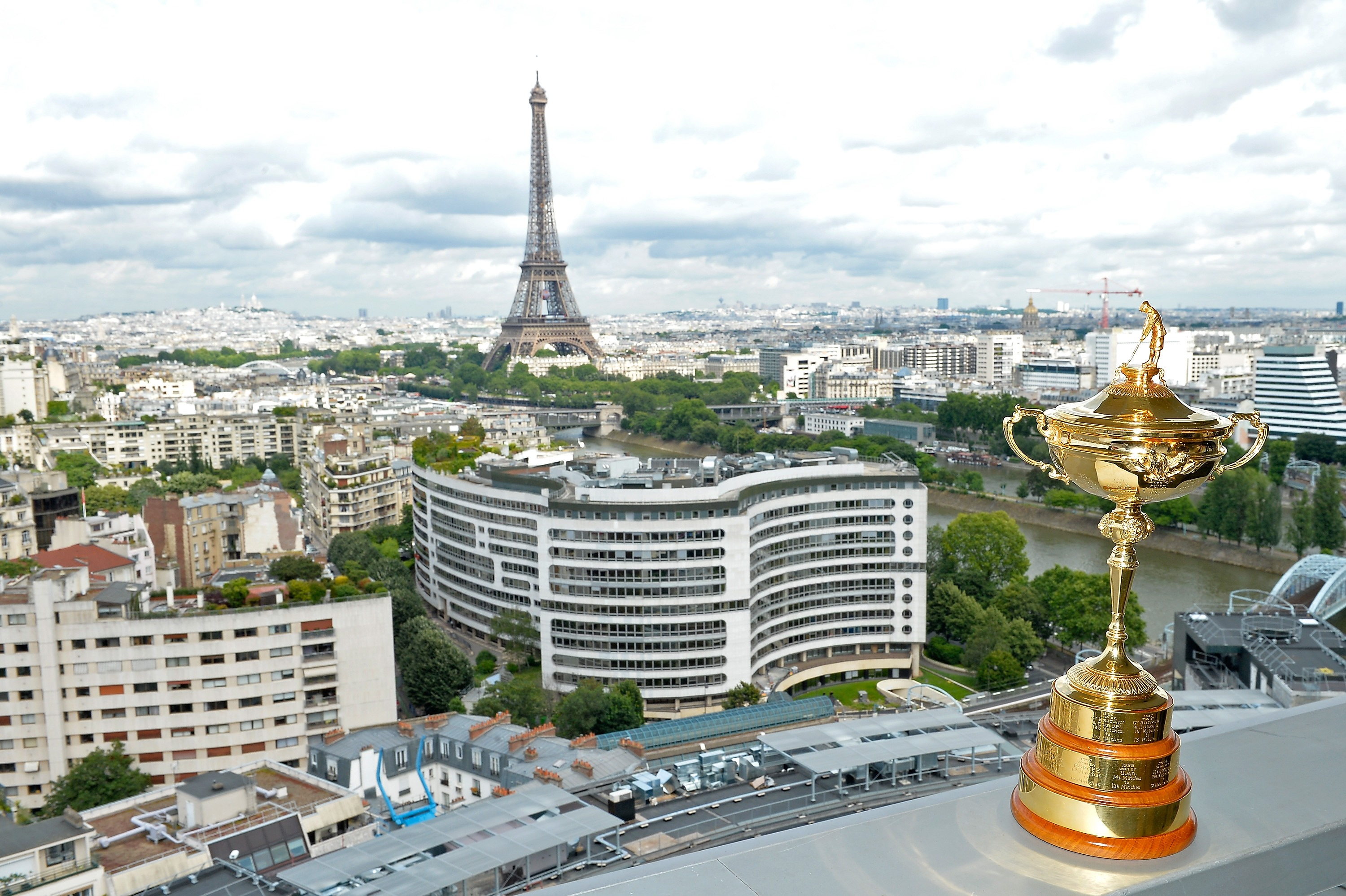 European Tour appoint WePlay for Ryder Cup brief image