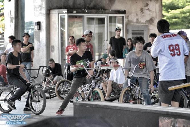 BANGKOK DANGEROUS BMX