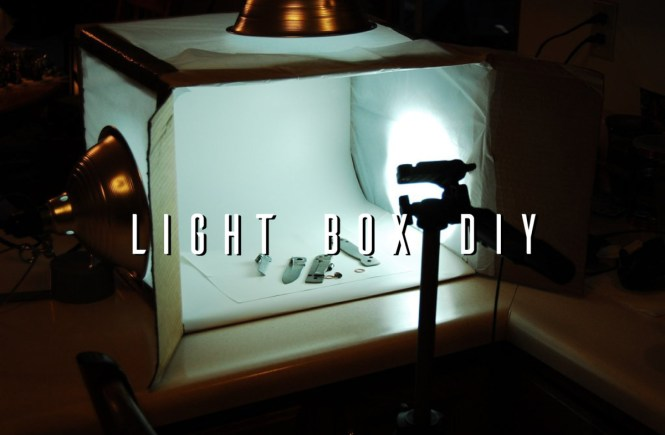 light box diy