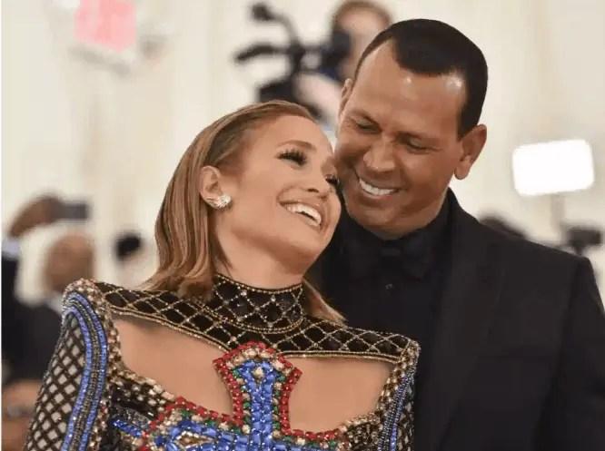 Alex Rodriguez turned 45 years old. How do I celebrate J.Lo?