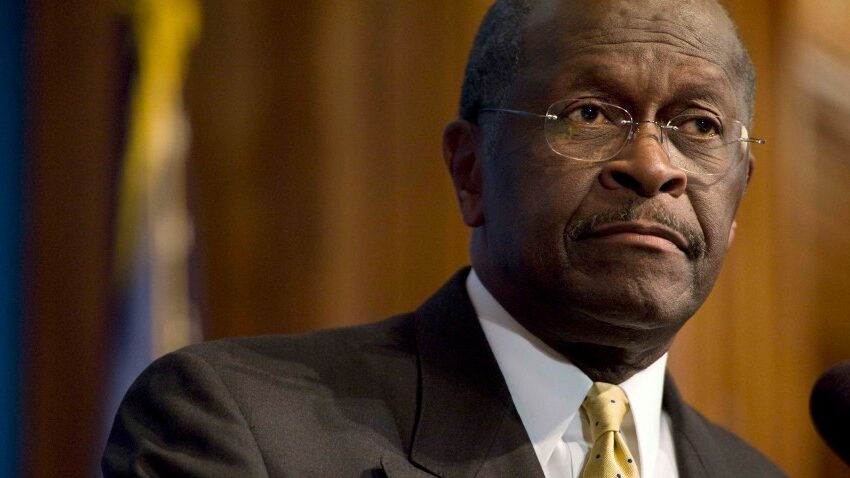 Herman Cain dies after month-long battle with coronavirus