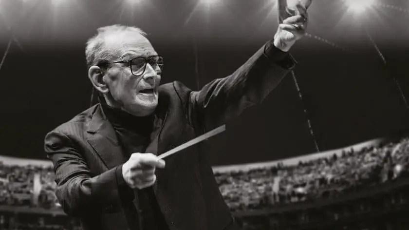 Composer Ennio Morricone dies at 91