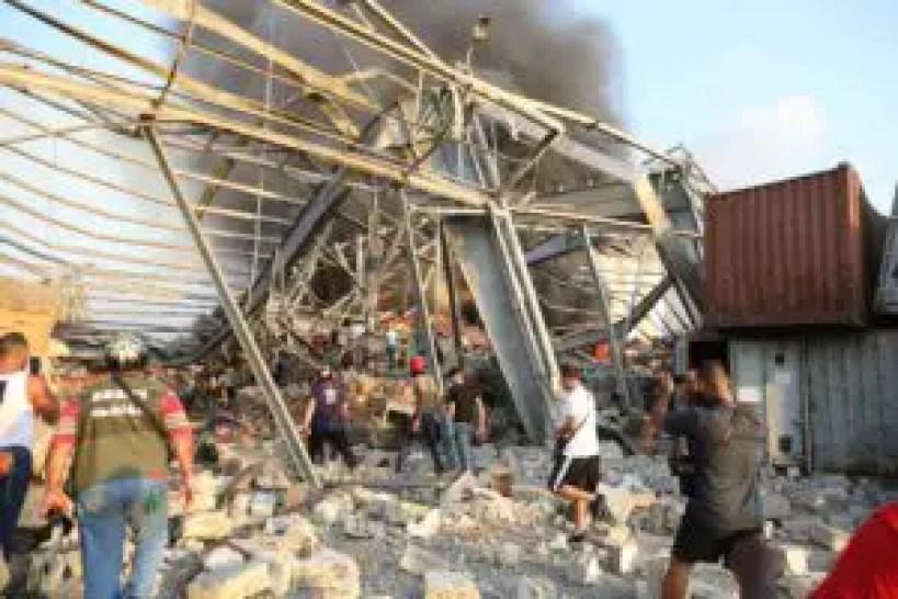 Beirut blast: