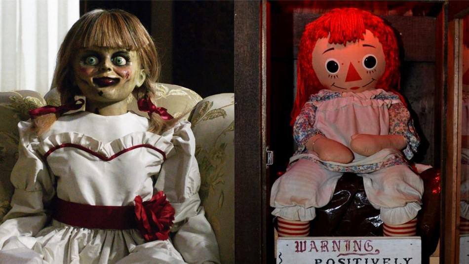 """The Truth Behind The Alleged """"Escape"""" Of The Annabelle Doll"""