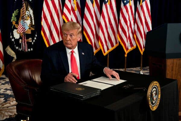 Help for coronavirus: how the measures signed by Trump impact you