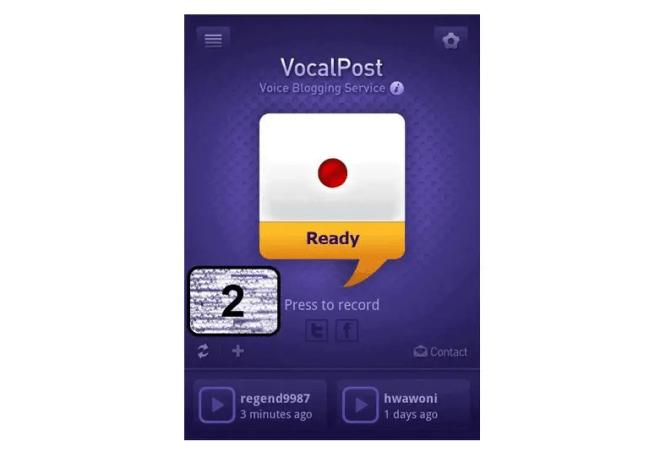 Vocal Post
