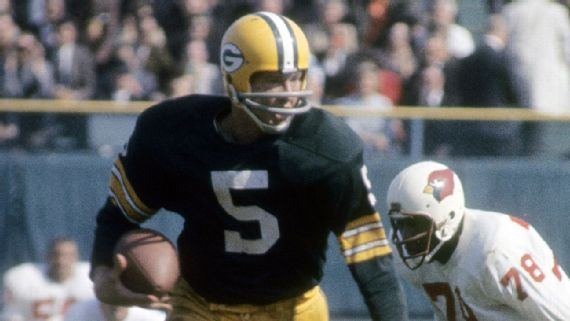 Packers And Notre Dame Legend Paul Hornung Passed Away