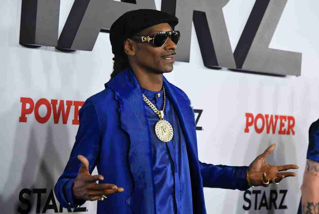 Snoop Dogg continues to create Latin music. Who did he hang out with now?