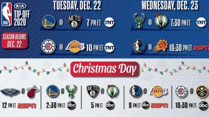 Lakers vs.Mavericks at Christmas