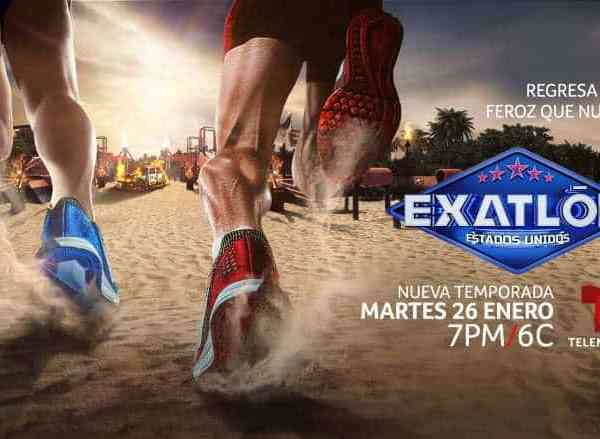 EXATLON 5 USA: Time And Channel