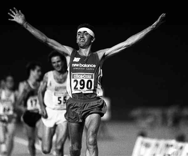 Spanish Long Distance Runner Alejandro Gomez Dies At  53