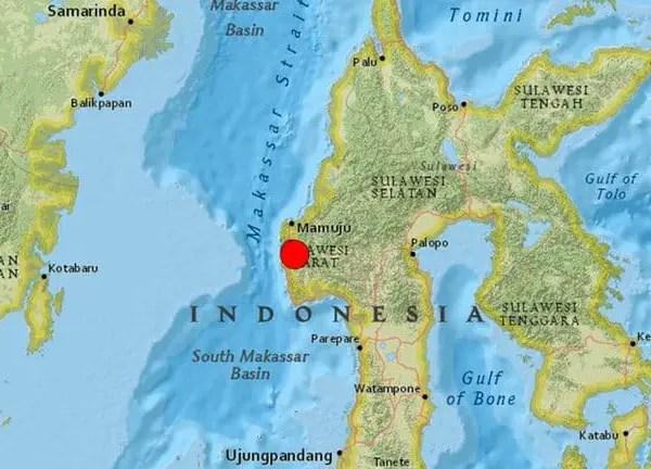 Strong Earthquake In Indonesia: A 6.2-Degree Earthquake…