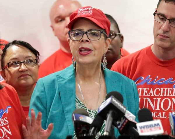 Former CTU President Karen Lewis Dies After Long Battle With Brain Cancer